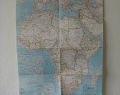 RESERVED FOR KARNDADDY. Map of Africa