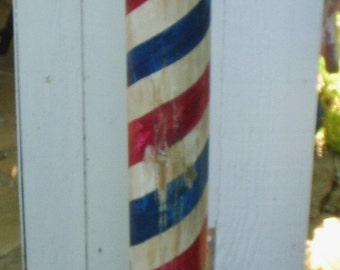 mikesbarberpoles - handmade - wooden - wood - mens grooming  - original - barbershop supplies - supply - beauty salon - hair style - haircut