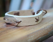 Serenity Leather Band............