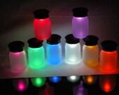 Sun and Moon Rainbow Jar Solar Powered Night Light (7 Color)