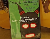 Ozark Melodies CD 1800-1900 by Robert Griffiths(FREE SHIPPING)