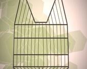 cat cage PRINT