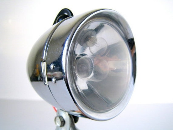 Old Bicycle Dynamo Light Special For Summer Nights