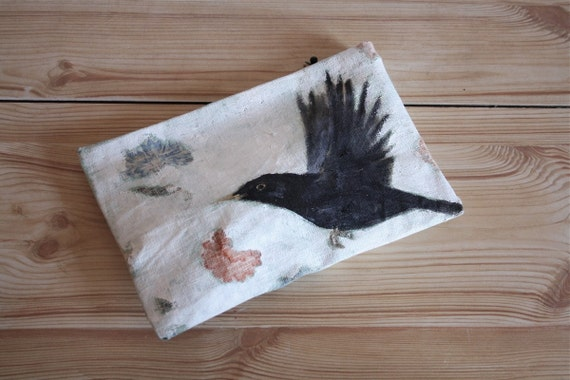 Clutch purse/bag made from an oil painting