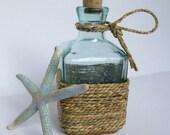Decorative Coastal Bottle