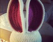 Crochet Easter Bunny Hat - Made To Order