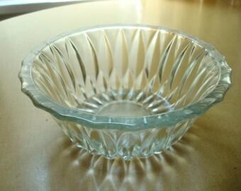 Pressed Vintage Bowl by HG
