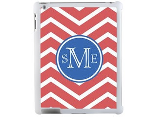 Personalized/ Monogrammed ipad 2 Case- Create your Own- Hard Shell iPad Cover