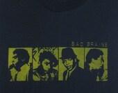 Vintage BAD BRAINS 80s shirt M/S