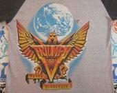 Original TRIUMPH vintage 1983 tour TSHIRT