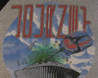 Original JOURNEY 1981 vintage tour SHIRT