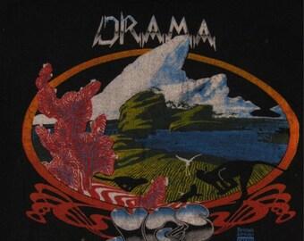 Original YES vintage 1980 tour SHIRT