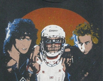 Original RAVEN vintage 1985 TOUR SHIRT