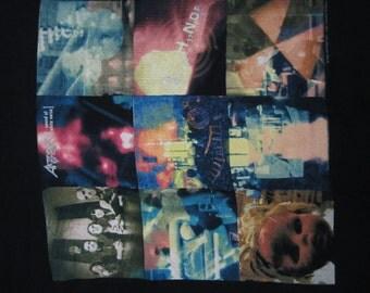 Original ANTHRAX vintage 90s tour T SHIRT
