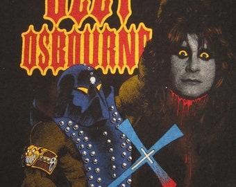 Original OZZY OSBOURNE vintage 1982 tour TSHIRT