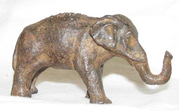 1905 Iron Elephant from Crane Co. 50th Anniversary
