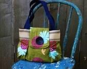 Handbag Purse Everyday bag : Heather