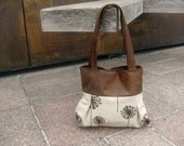 Neutral everyday handbag : Urban Dandelion