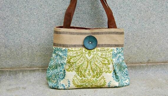 Everyday bag : Green Tea  - Handbag Purse