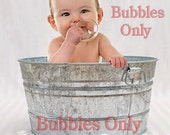 Bubble Photography Photo Prop for Babies, Toddlers or Animals