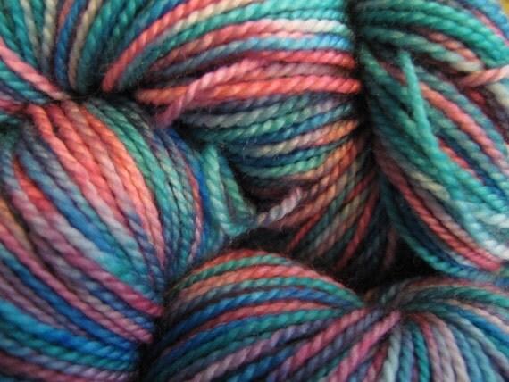 REDUCED Mermaid Sock Yarn