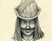 11x17in Vlad the Impaler print