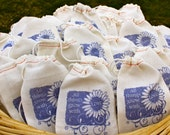 All Things Grow With Love - Wildflower Seed Sacks