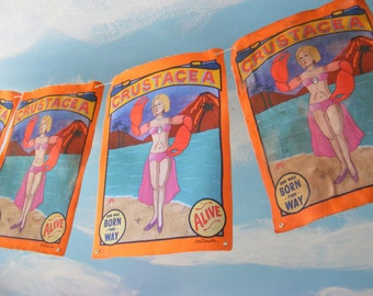 Old Style - Crustacea Mini Sideshow Banner