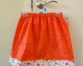 Girl's cotton skirt - Size 6T