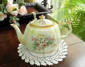 Antique Grimwades Teapot Tea Pot Stoke on Trent England Damaged 5263