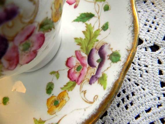 Royal Albert Teacup Tea Cup and Saucer Crown China 3792
