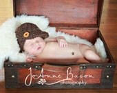 crochet newscap pattern - crochet newsboy hat pattern - newscap hat - baby boy hat crochet patterns - photo prop crochet patterns