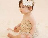 CROCHET PATTERN , Petite Ruffle dress, dress crochet pattern, baby girl clothes pattern , crochet outfit pattern