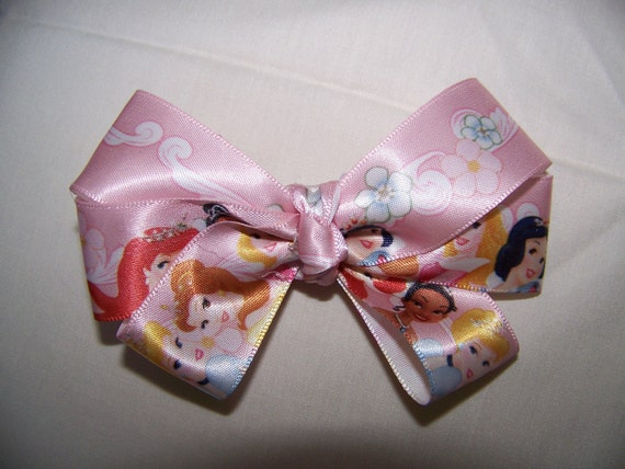 Disney Princess Ribbon Boutique Bow