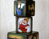 Snow White Blocks