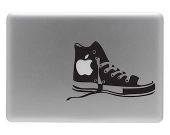 Sneekers - Vinyl Decal Sticker for the Macbook or Laptop