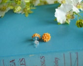 Daisy Earrings: Pick Your Color