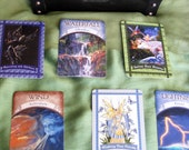 Tarot Card Oracle Reading - Fairy and Earth 6 card reading