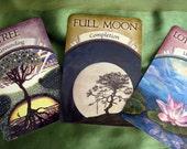 Tarot Card Oracle Reading - Fairy or Earth Magic  3 card reading