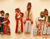 Armenian Family fridge magnet