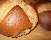 Artisan Loaf of Rye (Boule)
