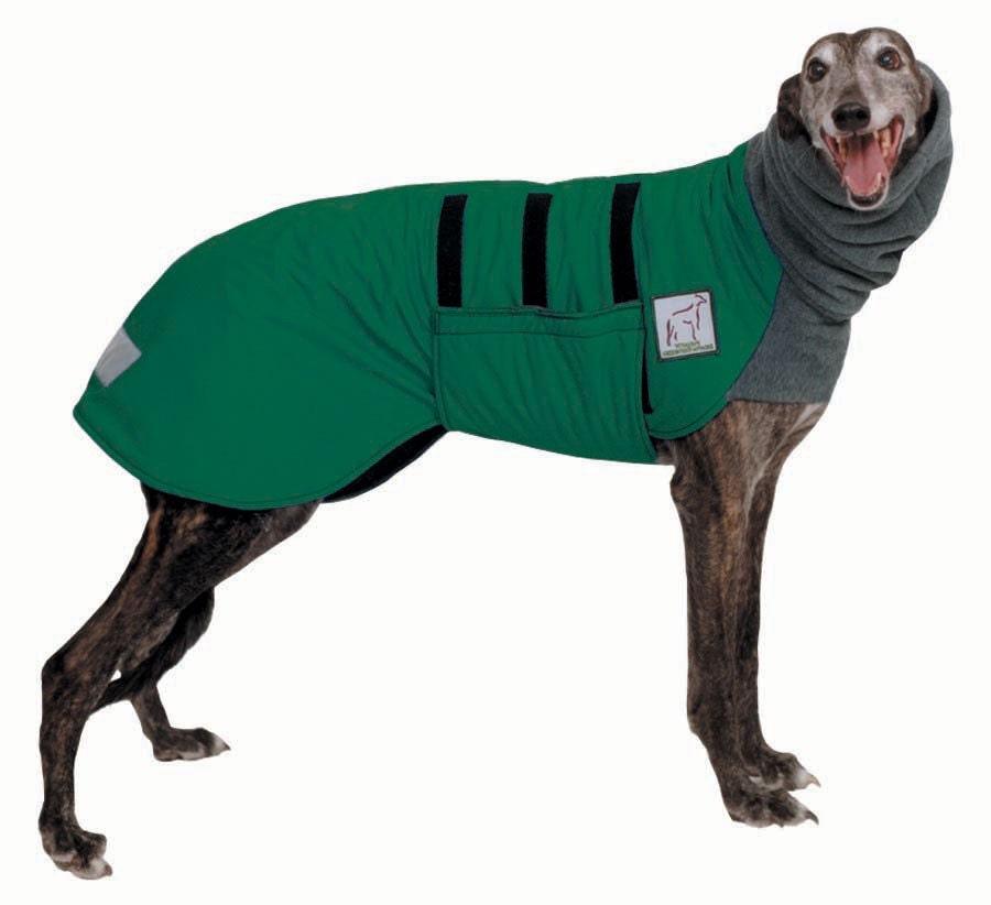 GREYHOUND Winter Dog Coat