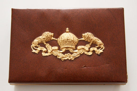 King of the Table Double Deck of Cards and Case