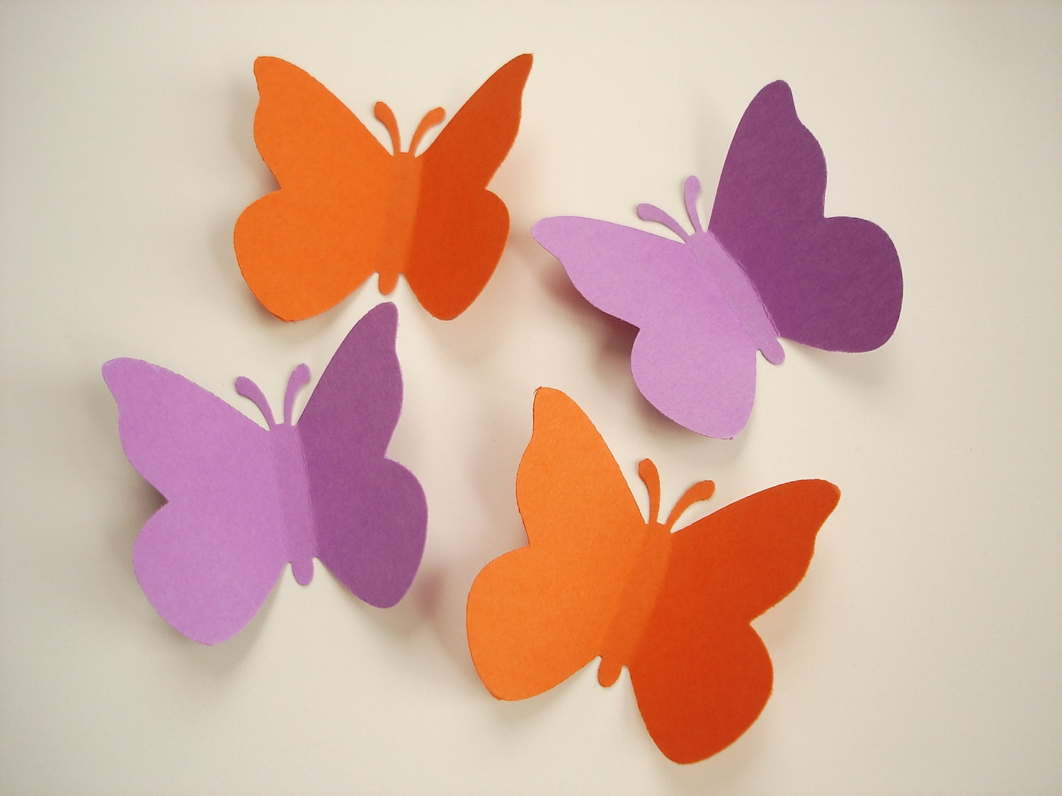 butterfly cut template butterfly template