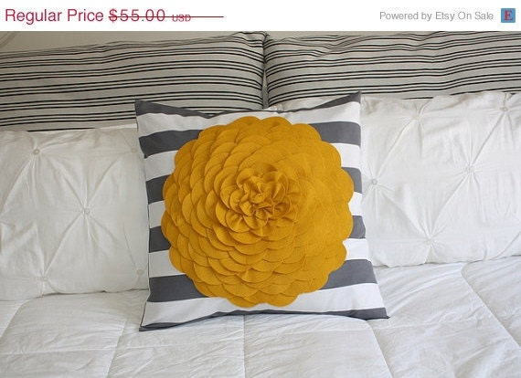 20% Off Sale A ray of sunshine pillow 18x18