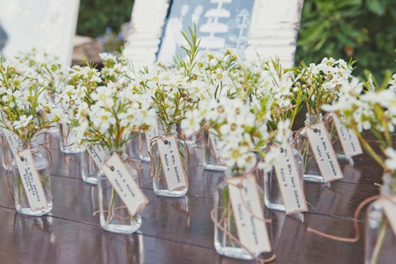 Spring Vintage Wedding Ideas: Items Similar To Unique Wedding Favor