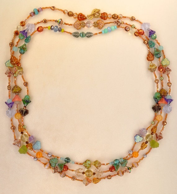 The Millefleur Necklace