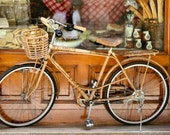 Photos for Walls-  Old  Wooden Bicycle at Delicacy Shop in Siena Fine Art Print, Tuscany, Italy, 8x10, by ARTindividual on Etsy