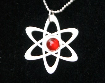 Mid size Science symbol with one stone
