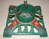 Antique 1930's Christmas Tree Stand